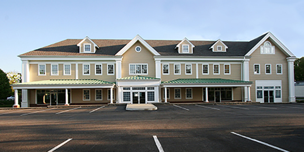 """135 Bedford Road, Armonk, NY: Class """"A"""" Office space developed, built, managed by Sisca"""