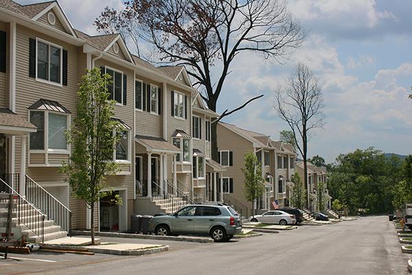 Westville Commons, Town Home Condominiums, Danbury , CT built by Sisca