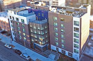 Sisca builds multi family housing
