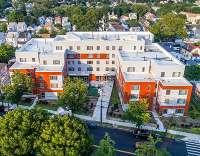 Affordable Housing, St. Albans Cycle of Life